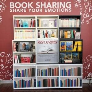 Bergamo, libri scambiati in aeroporto: il book sharing atterra a Orio al Serio