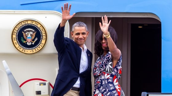 L'ex presidente Usa Barack Obama sarà a Milano il prossimo 9 maggio