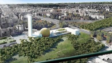 Scali, cartoline dal futuro: Fiume verde  moschea e laghi nei progetti delle aree   I rendering  - 5 visioni per 7 progetti
