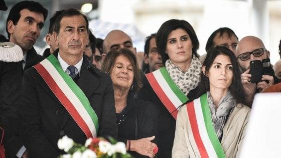 """""""Milano invidiosa di Roma? Anche no"""": replica al vetriolo di Sala a Raggi"""