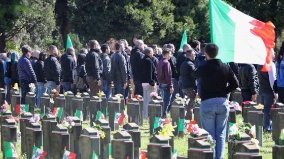 """CasaPound, pronta la parata nazifascista del 25 aprile: dossier dell'Anpi Milano in questura. """"Ora basta"""""""