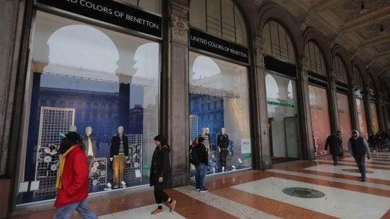 """Milano, 30 milioni di incassi dal turnover in Galleria: """"asta"""" per Benetton, sì a gioielli e made in Italy"""