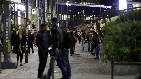Milano giovane aggredito con spray al peperoncino e for Corso arredatore d interni milano