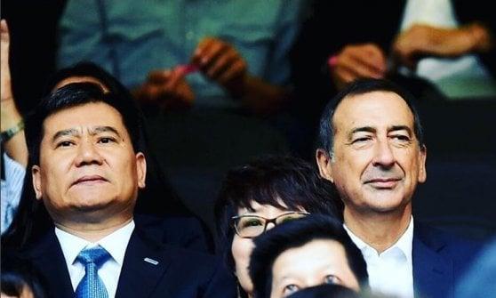 Un 'San Siro per due': a Milano il sindaco Sala lancia l'idea dello stadio diviso a metà tra Inter e Milan