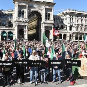 """Milano, un vertice con Sala per fermare la parata nera del 25 Aprile: """"Basta provocazioni"""""""