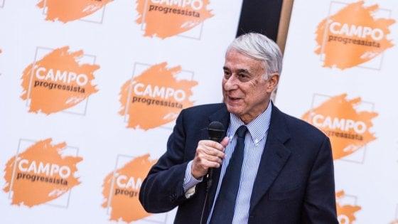 """Milano, Pisapia lancia Campo progressista e guarda alle Regionali: """"Serve un candidato condiviso"""""""