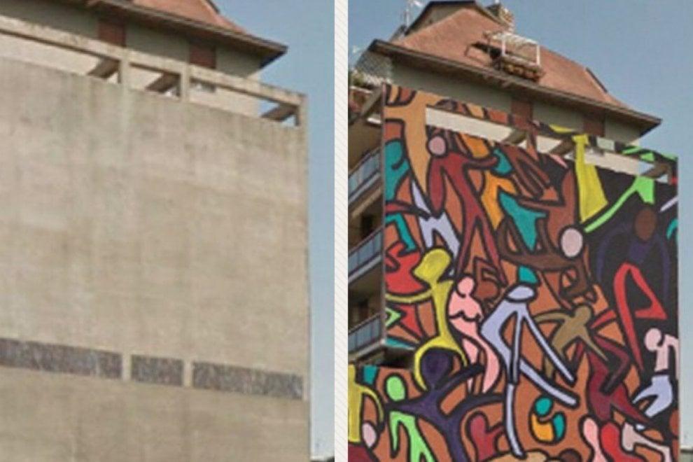 Milano, così la street art cambierebbe volto ai muri ciechi