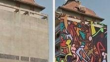 Street art e muri ciechi prove di creatività