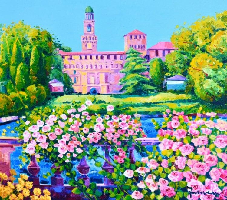 Dalle palme di piazza Duomo al Parco Sempione i giardini milanesi esplodono di colori