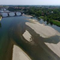 Allarme siccità in Lombardia: il livello del Ticino mai così basso negli ultimi 10 anni