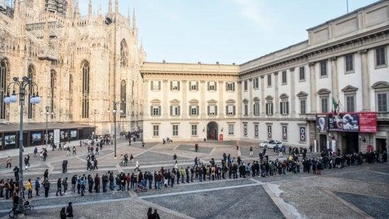 Milano, assalto ai musei nel ponte di Pasqua: 23mila visitatori tra mostre e spazi permanenti