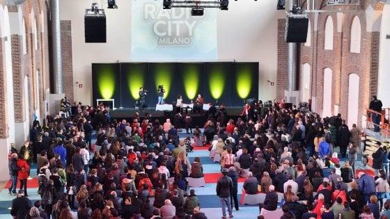 Radiocity a Milano, il festival con oltre 200 emittenti e più di 70 ore di diretta