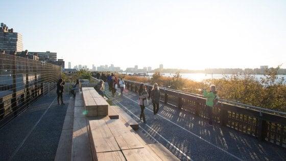 Dalla High Line di New York agli scali ferroviari: con Eisenman, Toscani e Fuksas alla Settimana dell'Architettura