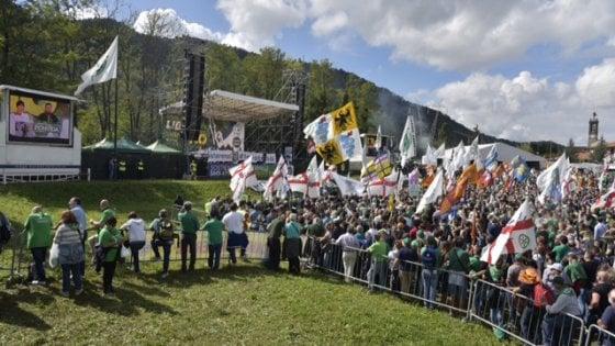 """Pontida, vietato il prato per la festa dell'orgoglio del Sud: """"Provocazione, saremo migliaia"""""""