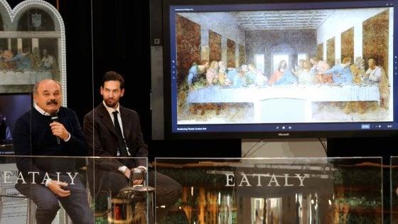 Cenacolo di Leonardo, aria più pulita e più visitatori: Farinetti finanzia il restauro con 1 milione