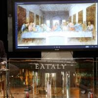 Cenacolo di Leonardo, aria più pulita e più visitatori: Farinetti finanzia il restauro...