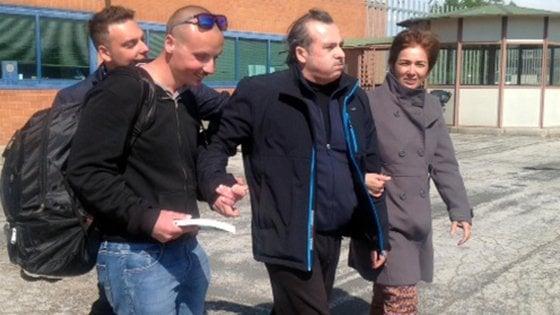 Saverio De Sario torna libero. Condannato per abusi sui figli, assolto con la revisione del processo