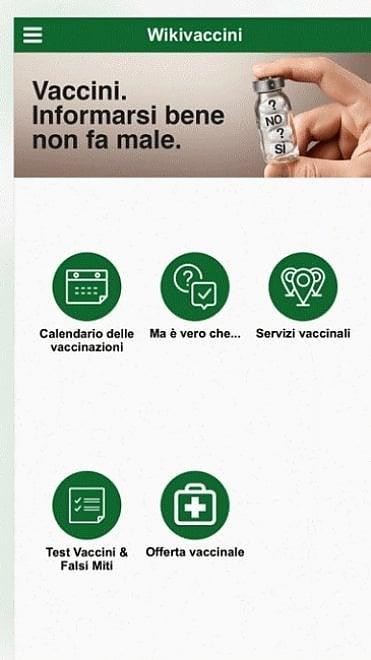 Calendario Vaccinazioni Lombardia.Wikivaccini L App Della Regione Lombardia 1 Di 1 Milano
