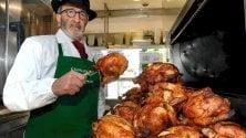 """Giannasi: """"I miei 50 anni di polli allo spiedo"""""""