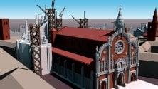 C'era una volta Milano senza il Duomo: la ricostruzione in 3D