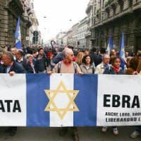 25 aprile a Milano, contestata la Brigata Ebraica: tensioni al corteo per