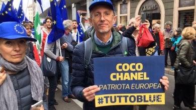 25 aprile, Pd scivola su Chanel 'patriota d'Europa': polemica social, mea culpa dem