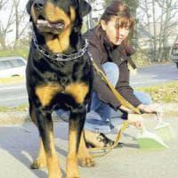 Milano, rivolta contro i padroni dei cani: