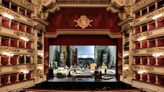 Milano, via libera alla nuova stagione della Scala: 15 opere e 9 balletti, la Prima con Chailly