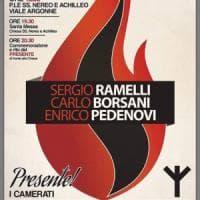 Milano, la parata nera per Ramelli: nuove tensioni. L'estrema destra sfida i divieti della...