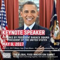 Food Innovation, a Milano il summit con Obama nel segno di Expo: tecnologia e so...