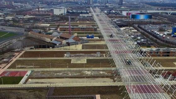 Milano due anni dopo expo dal padiglione alitalia al for Expo milano 2017