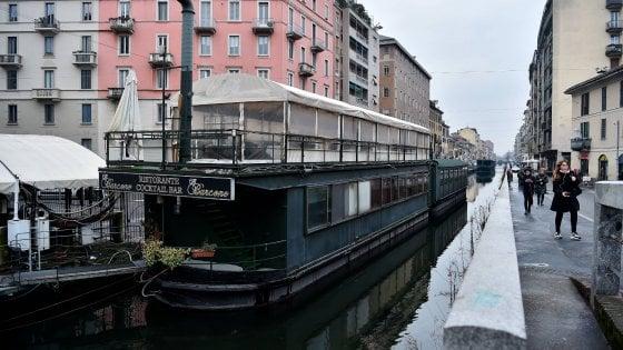 Milano tempo scaduto per i barconi della movida sui for Subito milano
