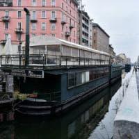 Milano, tempo scaduto per i barconi della movida sui Navigli: