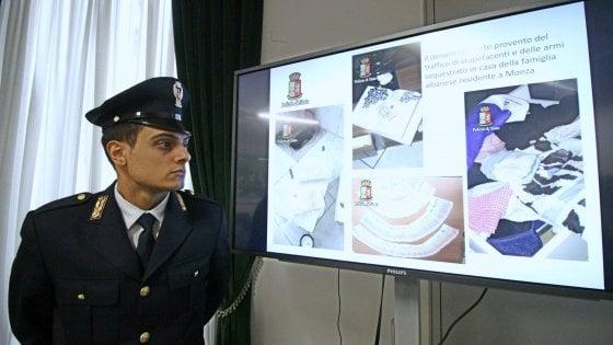 Tentato omicidio e spaccio a Monza, 27 arresti