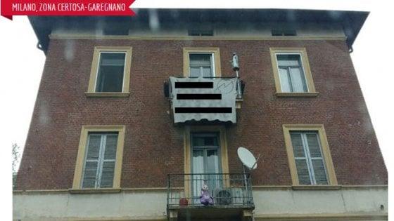 """Milano, comunità cattolica contro gli occupanti: """"Madonna oltraggiata, sì allo sgombero"""""""