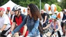 La città a misura di bici  20 chilometri in sella per  il quinto Cyclopride day