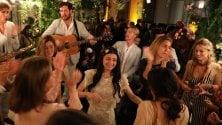 Matrimoni e moda il party al museo