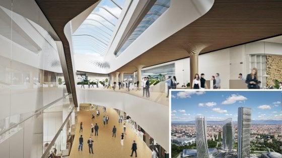 Milano Il Centro Commerciale Del Futuro Shopping Film E Benessere Tra I Grattacieli E Il Piu Grande D Italia La Repubblica