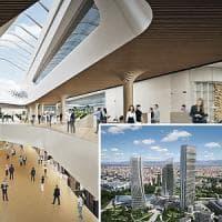 Milano, il centro commerciale del futuro: shopping, film e benessere tra i grattacieli. E' il più grande d'Italia