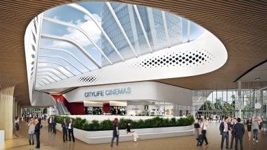 Nasce il centro commerciale del futuro  shopping, film e benessere tra i grattacieli
