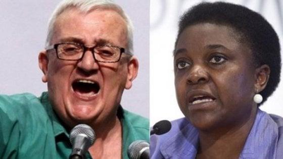 Mario Borghezio condannato per gli insulti a Cecile Kyenge