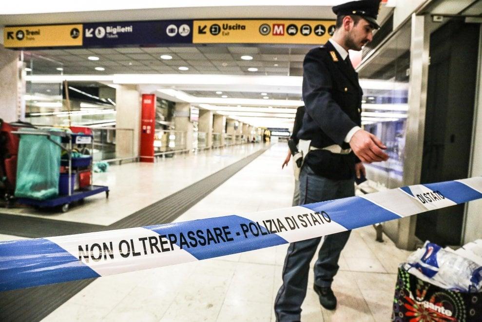Milano, due militari e un poliziotto accoltellati in stazione Centrale: il luogo dell'aggressione