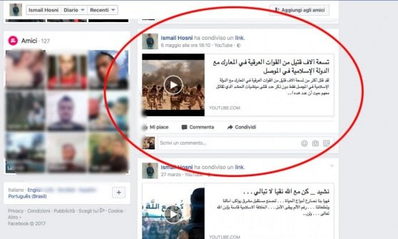 """Aggressione Centrale, su Fb video dell'Isis: 20enne indagato per terrorismo. """"Mi dispiace, ero arrabbiato"""""""