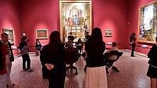 Brera by night  giovedì in Pinacoteca  fra musica classica e arte