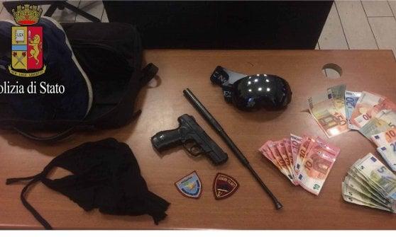 Era il terrore degli studenti in Circum: arrestato dopo 13 rapine