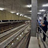 Milano, avanza il cantiere M4: corso Europa chiude per cinque anni