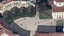 Se piazza Santo Stefano  fosse pedonale: il fanta  progetto di Urbanfile