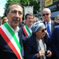 """Migranti, il sindaco Sala: """"Più controlli nei parchi di Milano, soprattutto quelli con le..."""