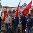 25 aprile, il corteo parte  con un quarto d'ora  d'anticipo: multa di 1.000  euro ai partigiani di Inzago