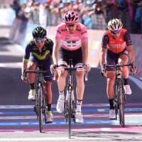 Giro d'Italia, domenica ultima tappa con arrivo a Milano in piazza Duomo: